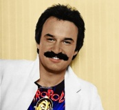 Giorgio Moroder ... nice music and moustache