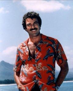 Mr Tom Selleck ... moustache n°1