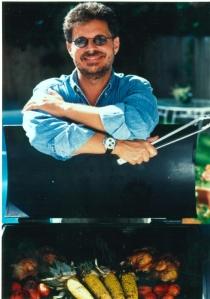 Steve Raichlein . Master of bbq.