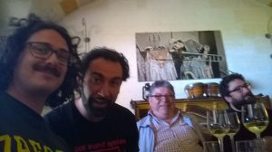 "Me, Don Pasta, pino De Luca, Roberto Covolo the ""largest part"" of the jury of Fornelli Indecisi"