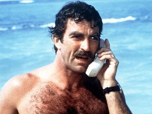 Tom Selleck my favourite gay icon