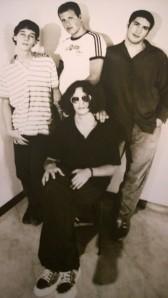 Psycho Sun summer 1995 @ Antonino's house