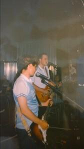 Psycho Sun live @ Nighthawk - Brindisi 1996