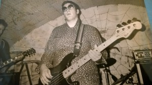Psycho SUn live 1997 - Antonino