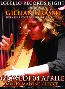 GILLIAN GRASSIE