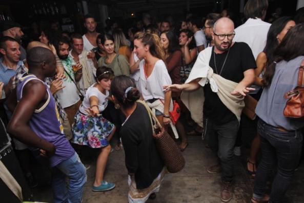 DAnce Dance Dance @ El Sabatone - summer 2014