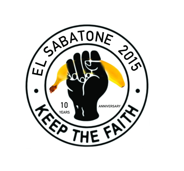EL Sabatone: bananas, surf and soul music ... 10 years keep the faith
